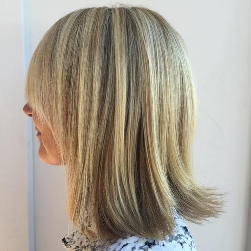 cheveux Mi-longs 26