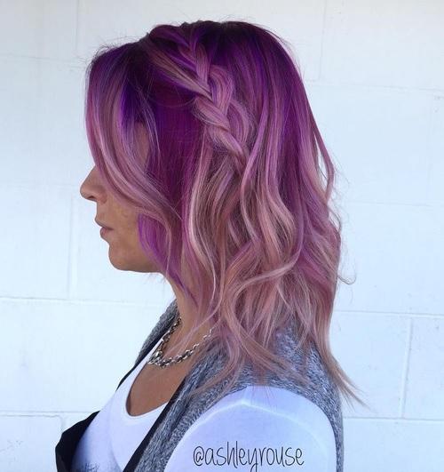 cheveux Mi-longs 34