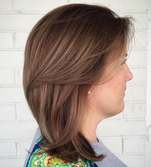cheveux Mi-longs 39