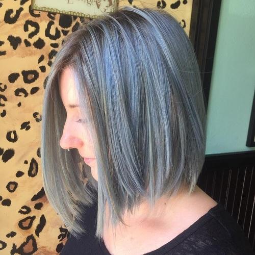 cheveux Mi-longs 54