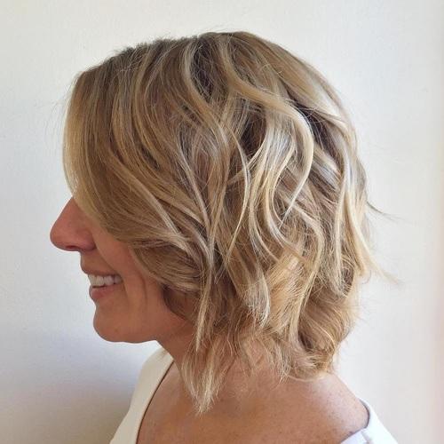 cheveux Mi-longs 73