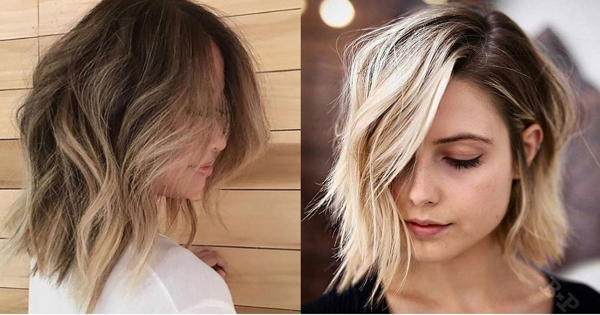 Relativ Cheveux Mi-longs : Le Choix des Célébrités | Coiffure simple et facile GU75