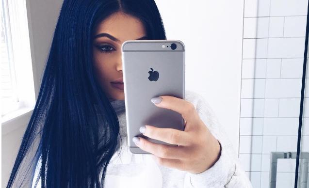 Couleur des cheveux Kylie Jenner  19