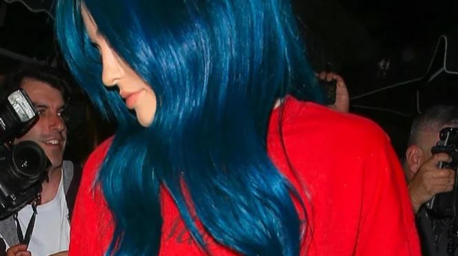 Couleur des cheveux Kylie Jenner  20
