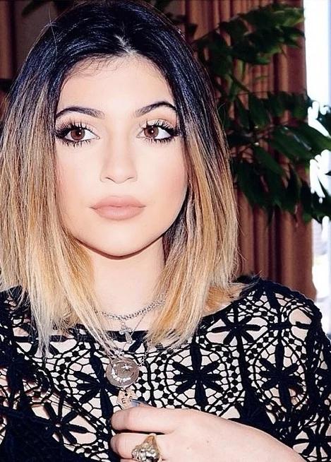 Couleur des cheveux Kylie Jenner  5