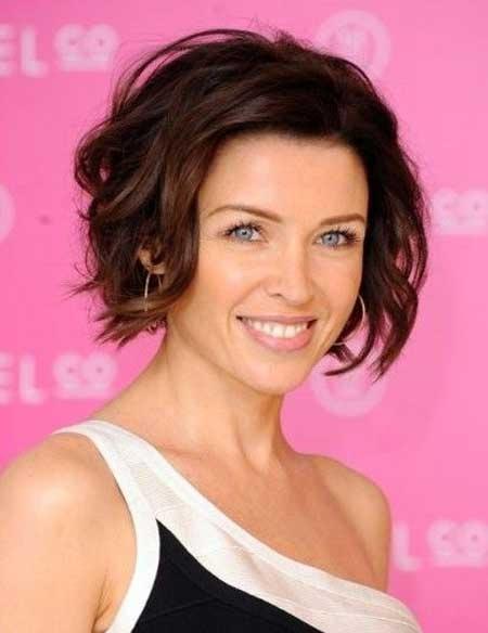 Derniers Celebrity coiffures courtes 3