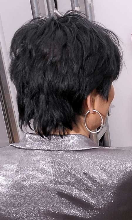 Derniers Celebrity coiffures courtes 4