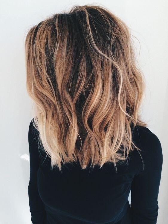 Hottest Idées Lob Haircut 1