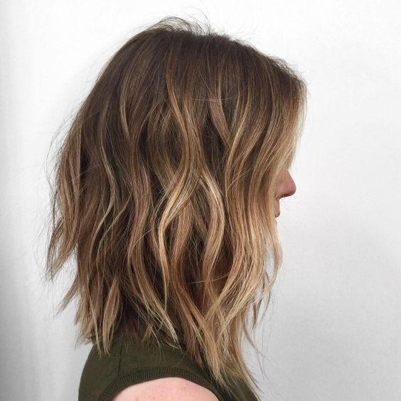 Hottest Idées Lob Haircut 8