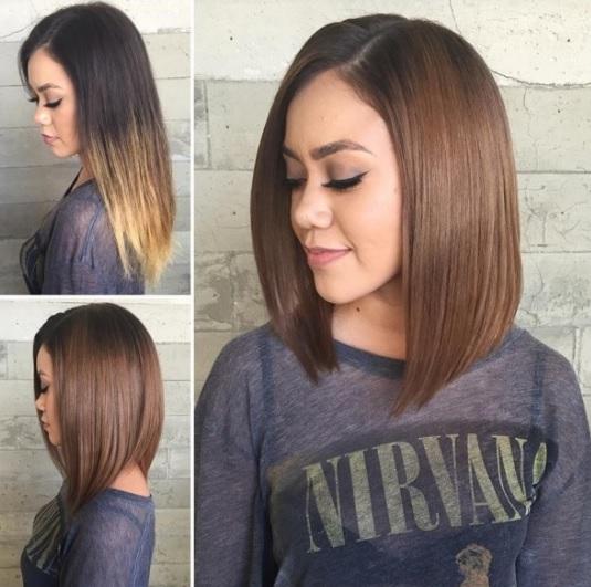 Magnifiques Couleurs Cheveux Mi-longs 1