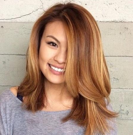 Magnifiques Couleurs Cheveux Mi-longs 15