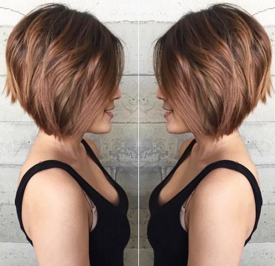 Magnifiques Couleurs Cheveux Mi-longs 16