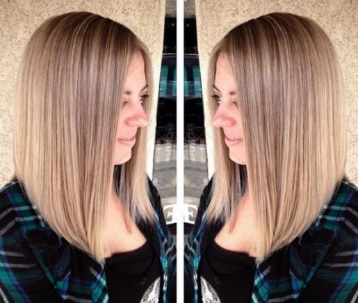 Magnifiques Couleurs Cheveux Mi-longs 22