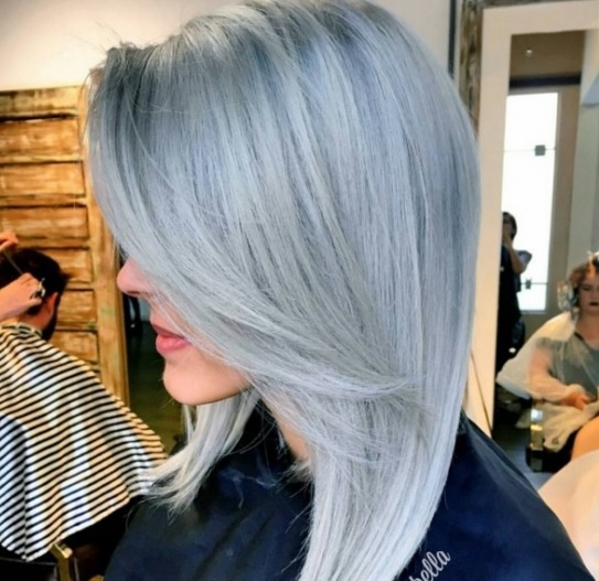 Magnifiques Couleurs Cheveux Mi-longs 24