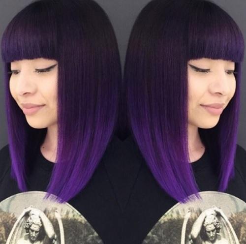 Magnifiques Couleurs Cheveux Mi-longs 29