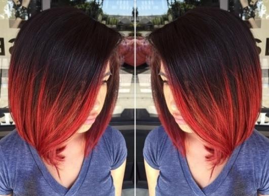 Magnifiques Couleurs Cheveux Mi-longs 5