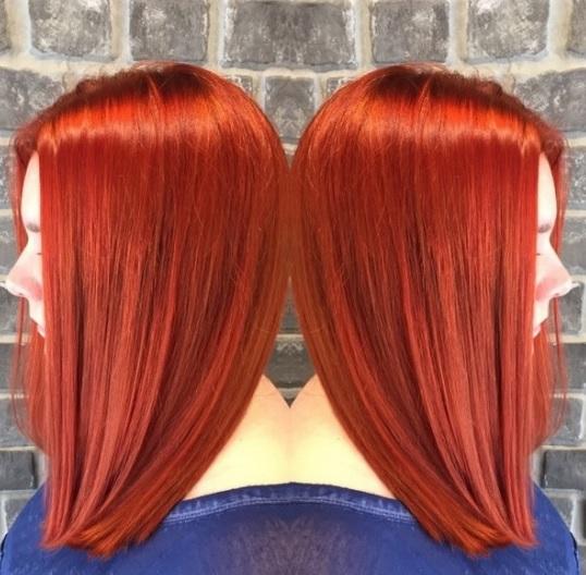 Magnifiques Couleurs Cheveux Mi-longs 6