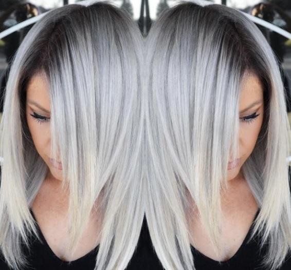 Magnifiques Couleurs Cheveux Mi-longs 8