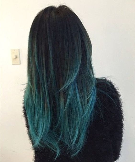 Ombré hair Chic  19
