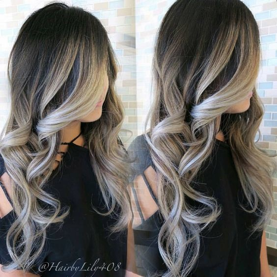 Ombré hair Chic  21