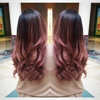 Ombré hair Chic  2