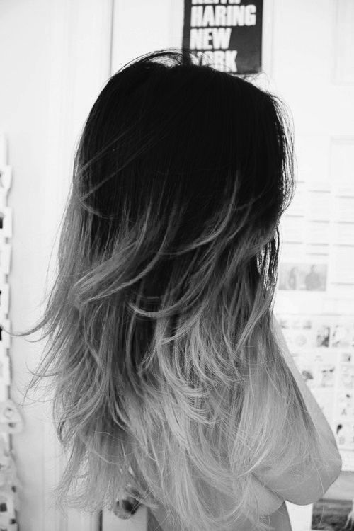 Ombré hair Chic  6