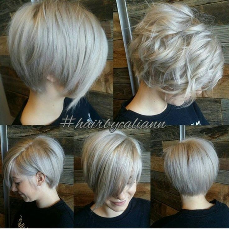 Tendance à court Haircuts 1