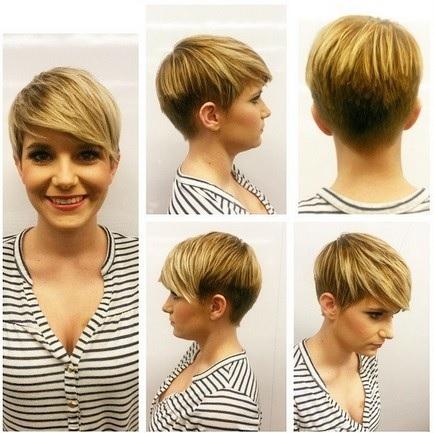 Tendance à court Haircuts 3