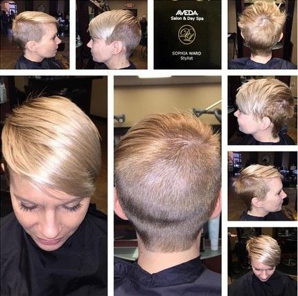 Tendance à court Haircuts 4
