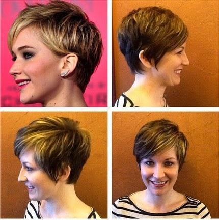 Tendance à court Haircuts 5
