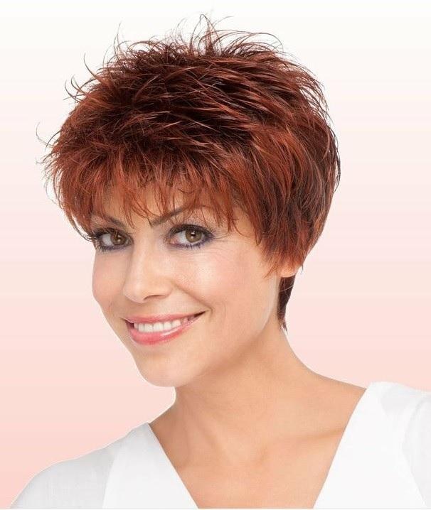 Tendance à court Haircuts 8