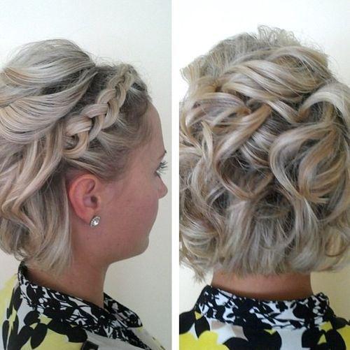 Les meilleurs coiffures avec tresses sur cheveux courts coiffure simple et facile for Comcoiffure avec tresse facile
