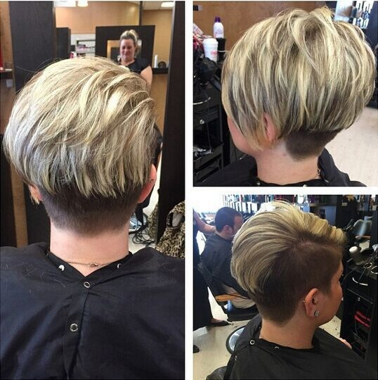 cheveux courts  11