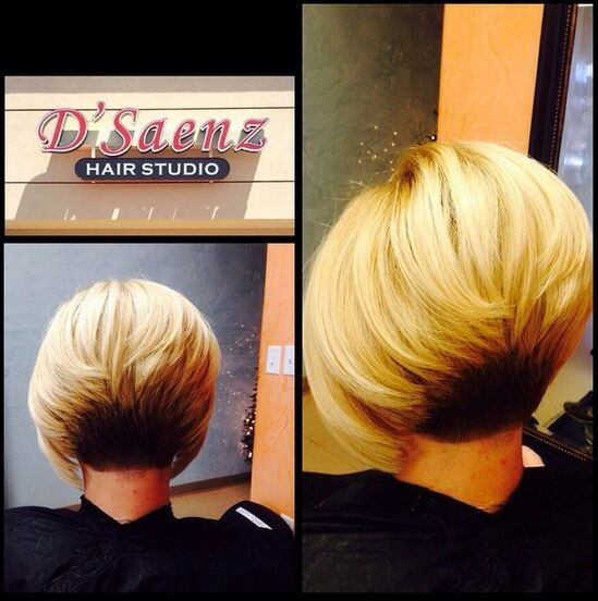 cheveux courts  12
