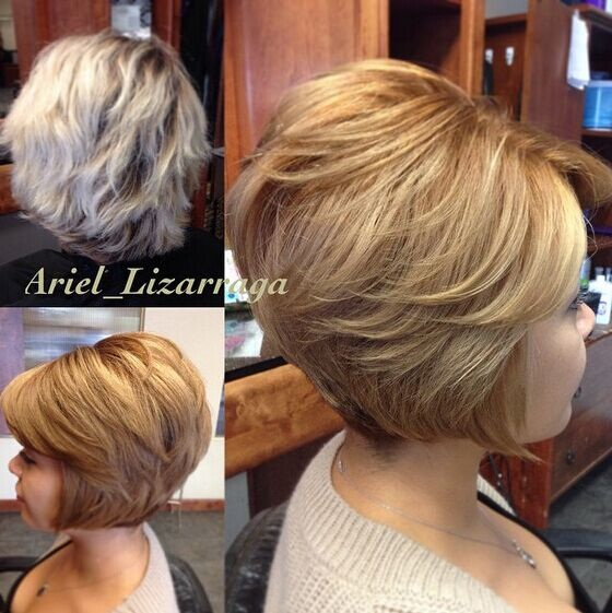 cheveux courts  8