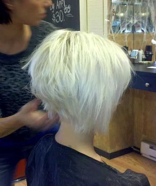 cheveux  graduée  9