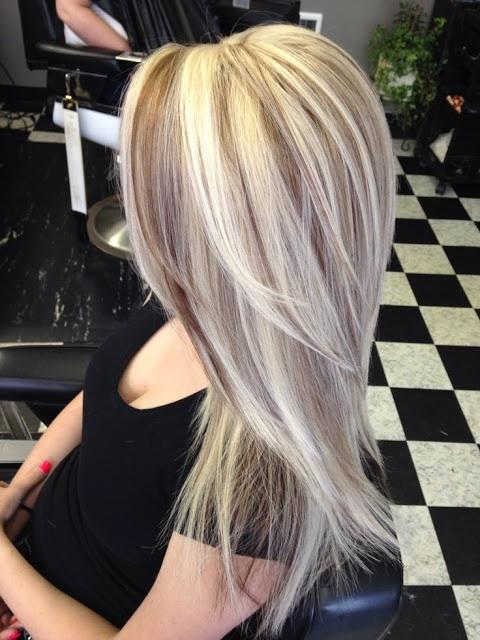 cheveux mèchés 1