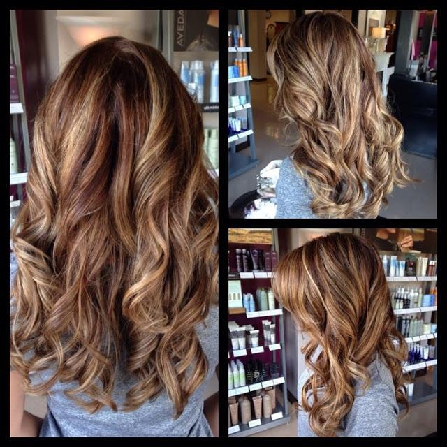 cheveux mèchés 4