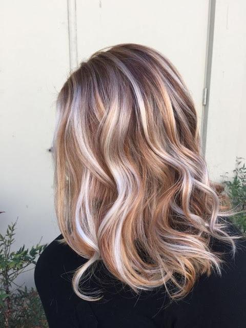 cheveux mèchés 5