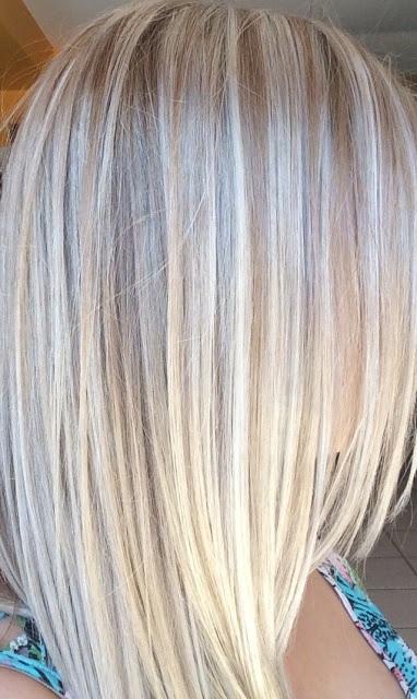 cheveux mèchés 6