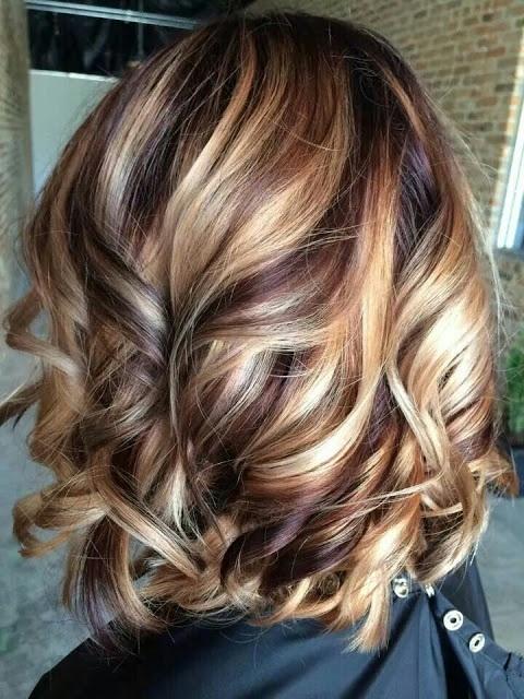 cheveux mèchés 7