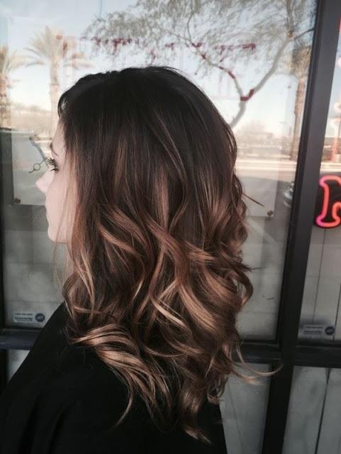 cheveux mèchés 8