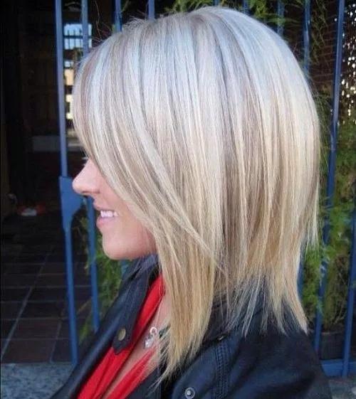 cheveux mi-longs 30