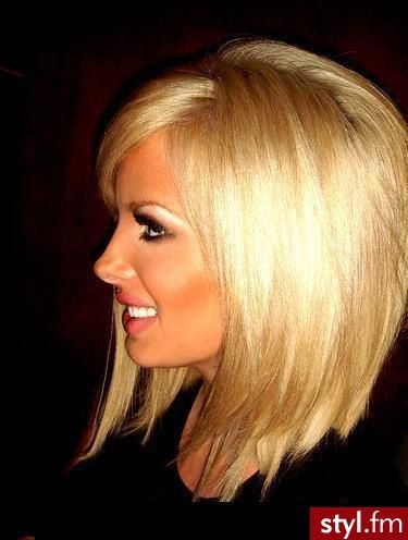 coiffures mi-longs 7