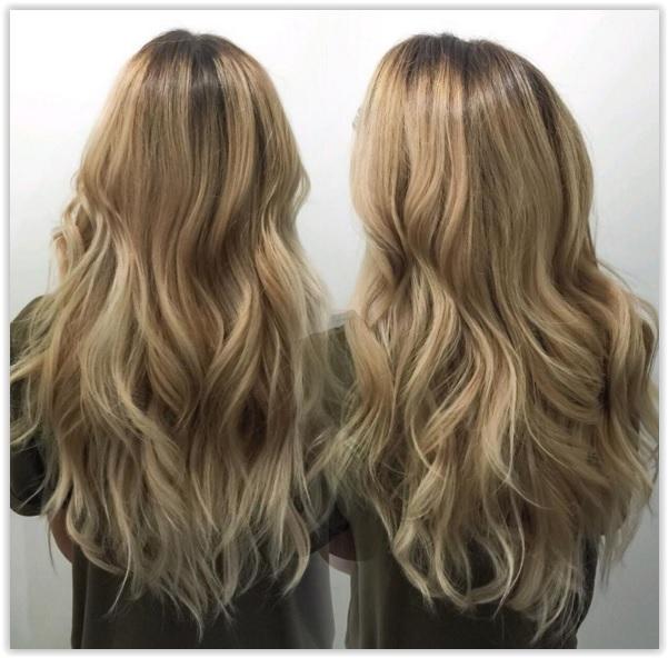 couloration de cheveux  14