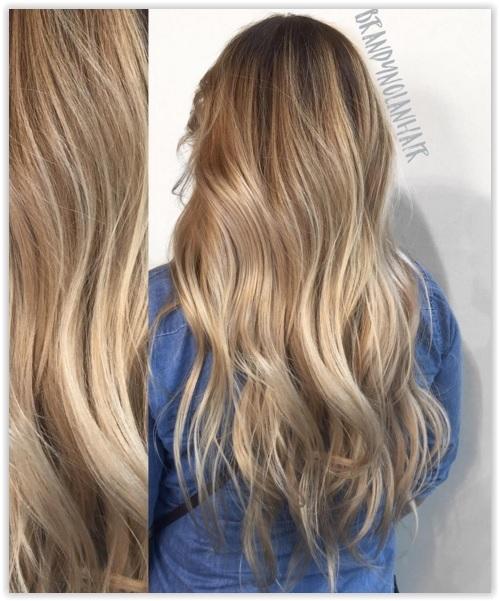 couloration de cheveux  19