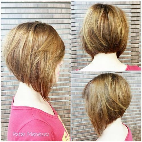 populaires Bob Haircuts 22