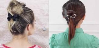 Coiffure simple et rapide-photo coiffure pour un entretien du2019embaucherendez-vous professionnel ...