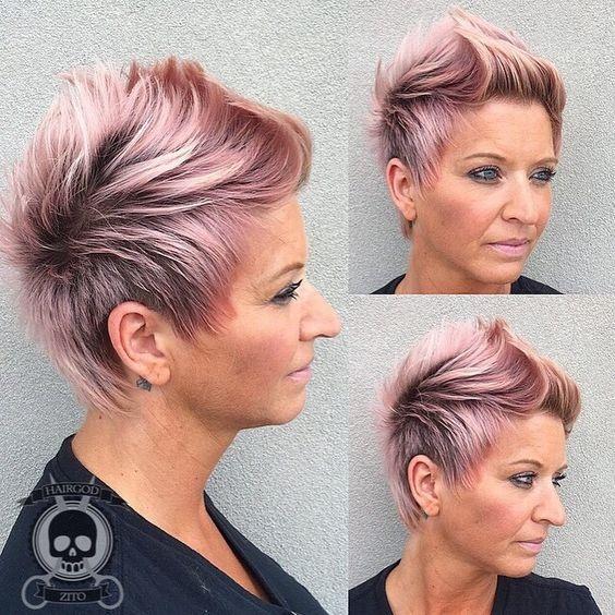 Belles coupes Blondes 1