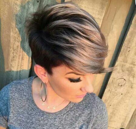 Belles coupes Blondes 10